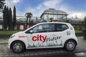 CityFlitzer von book-n-drive in Frankfurt