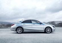 Neue Mercedes-Benz Fahrzeuge für car2go