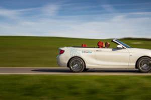 BMW 2er Cabrio von DriveNow