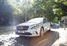 Mercedes-Benz in der Flotte von car2go