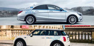 Fusion von car2go und DriveNow?