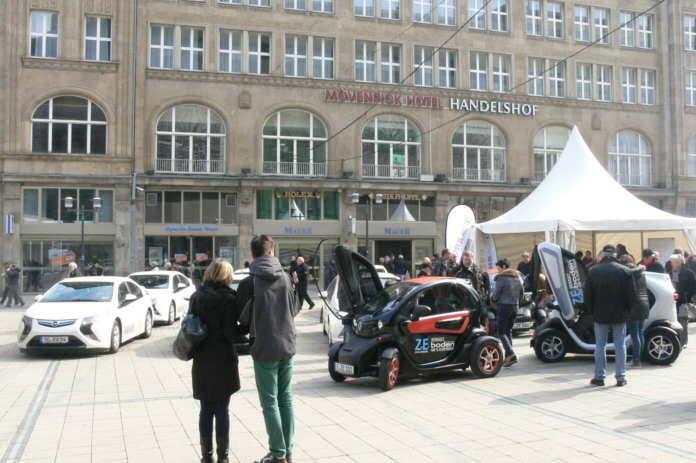 Der Anbieter RUHRAUTOe mit Fahrzeugen in Essen