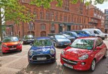 Flotte Stadtmobil Carsharing Hannover