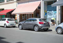 car2go Mercedes Benz GLA