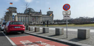 Carsharing Stellplatz