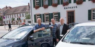Stadtmobil Rhein Neckar in Lampertheim