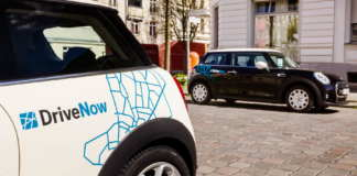 DriveNow Carsharing Berlin