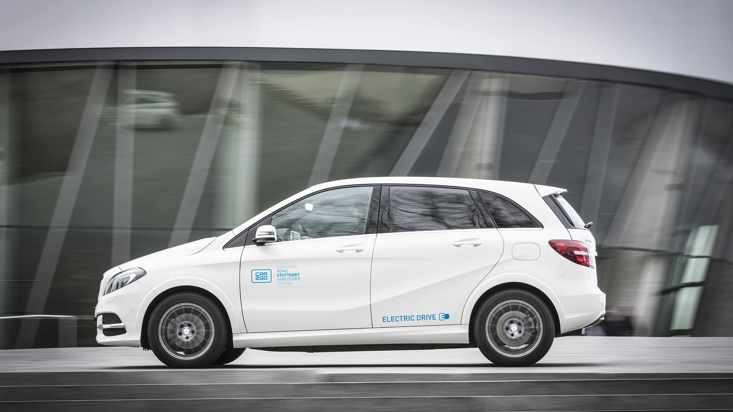 Mercedes-Benz B-Klasse Electric Drive