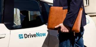 DriveNow BMW i3 Business