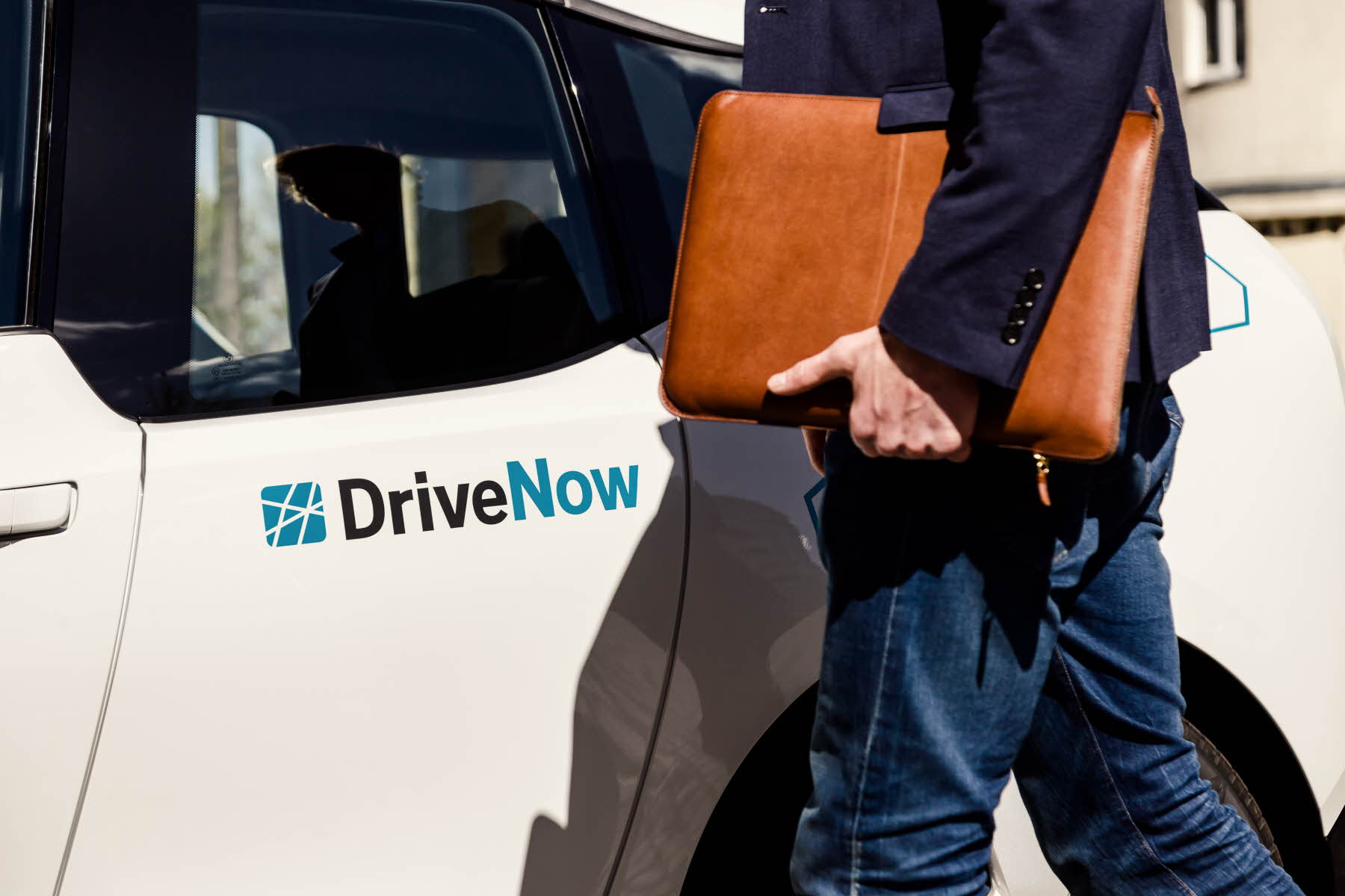 DriveNow BMW i3 Business