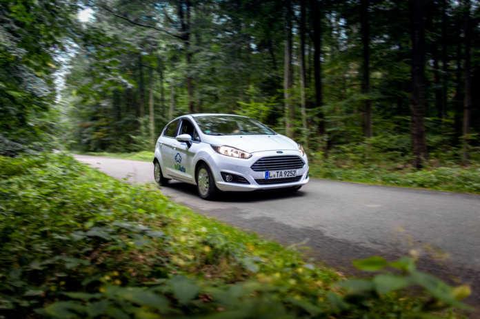 Carsharing von teilAuto auch in Dresden