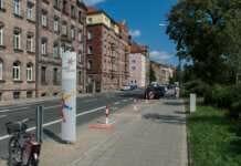 Mobilpunkt Archivstraße Nürnberg