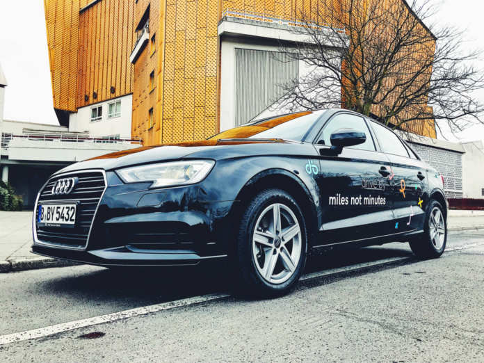 Audi A3 von Drive by Carsharing