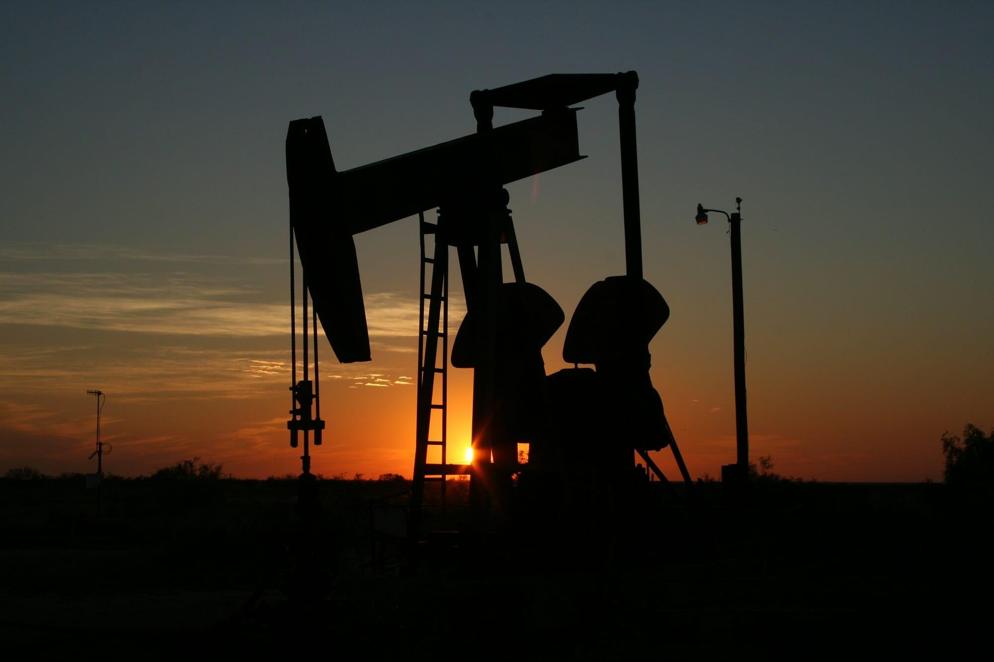 Ölbohrpumpe