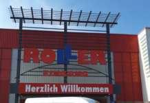 Hertz 24/7 an einer ROLLER Filiale