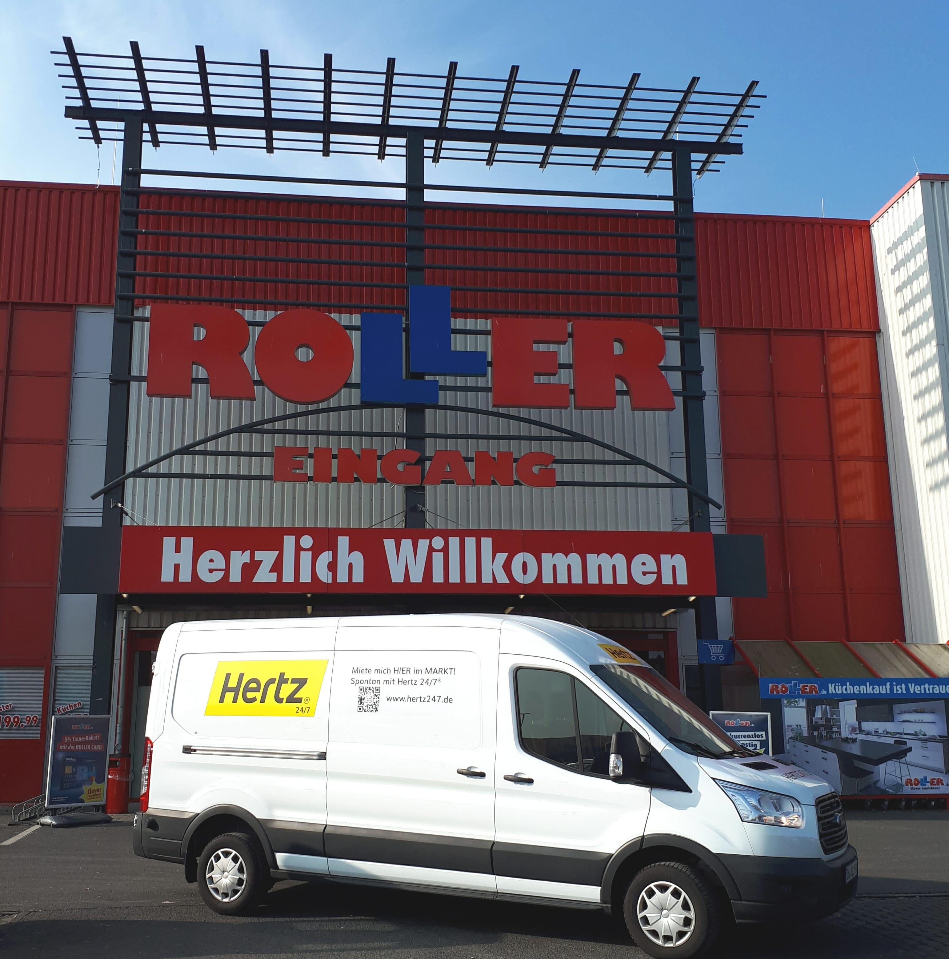 Hertz 247 Jetzt Bei Roller Carsharing News
