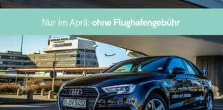 drive by Carsharing am Flughafen