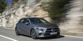 Die neue Mercedes-Benz A Klasse