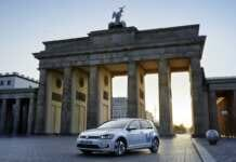 We Share von Volkswagen in Berlin
