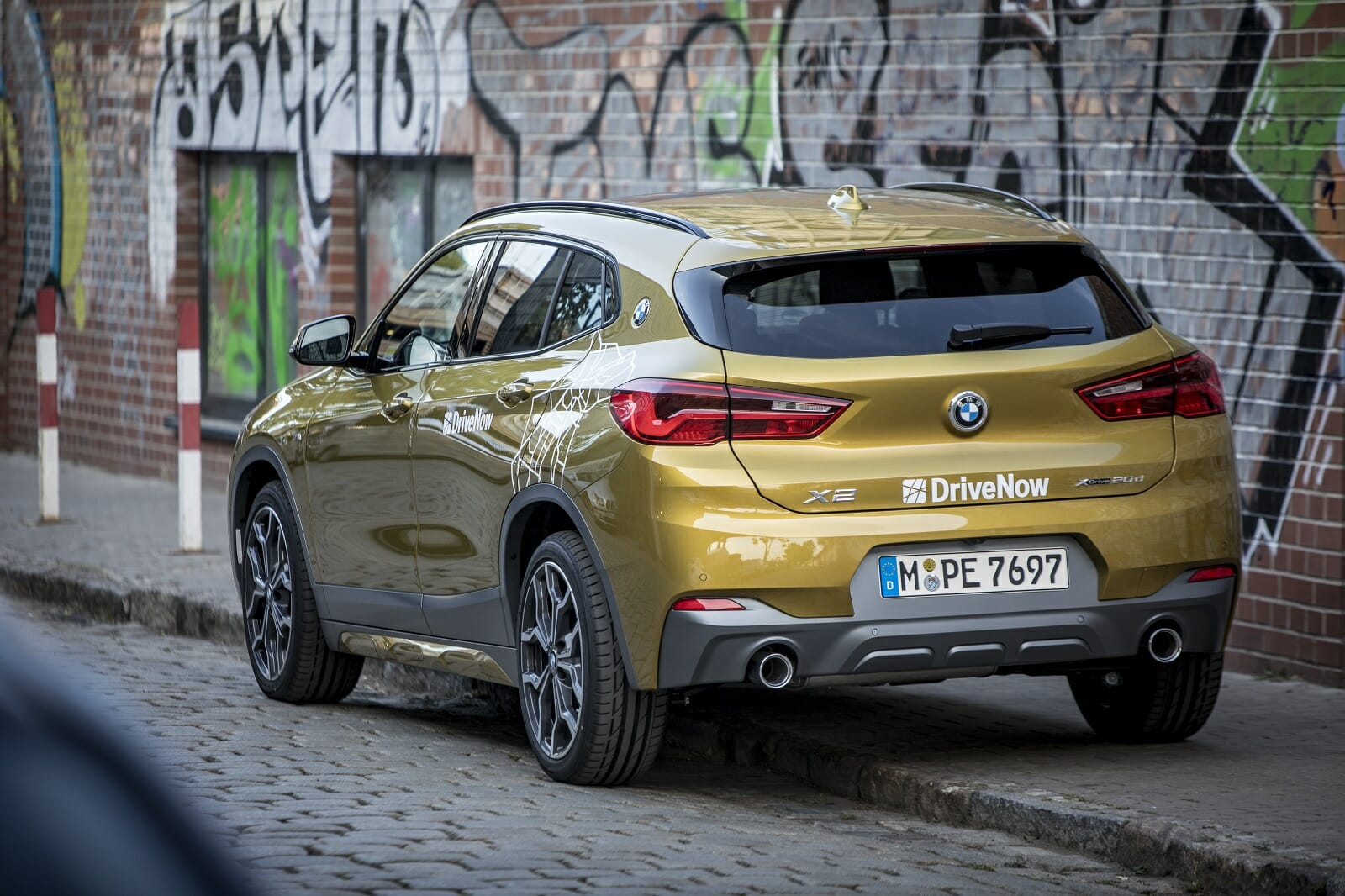 Drivenow Fuhrt Bmw X2 Ein Carsharing News