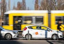 Cambio und car2go in Berlin