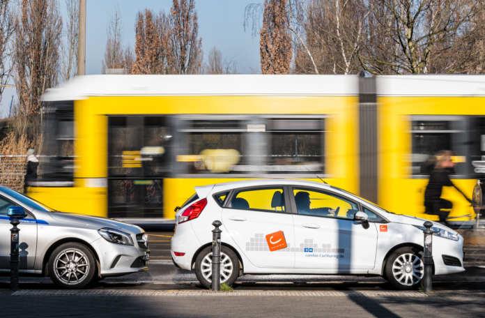 Cambio und car2go in Berlin