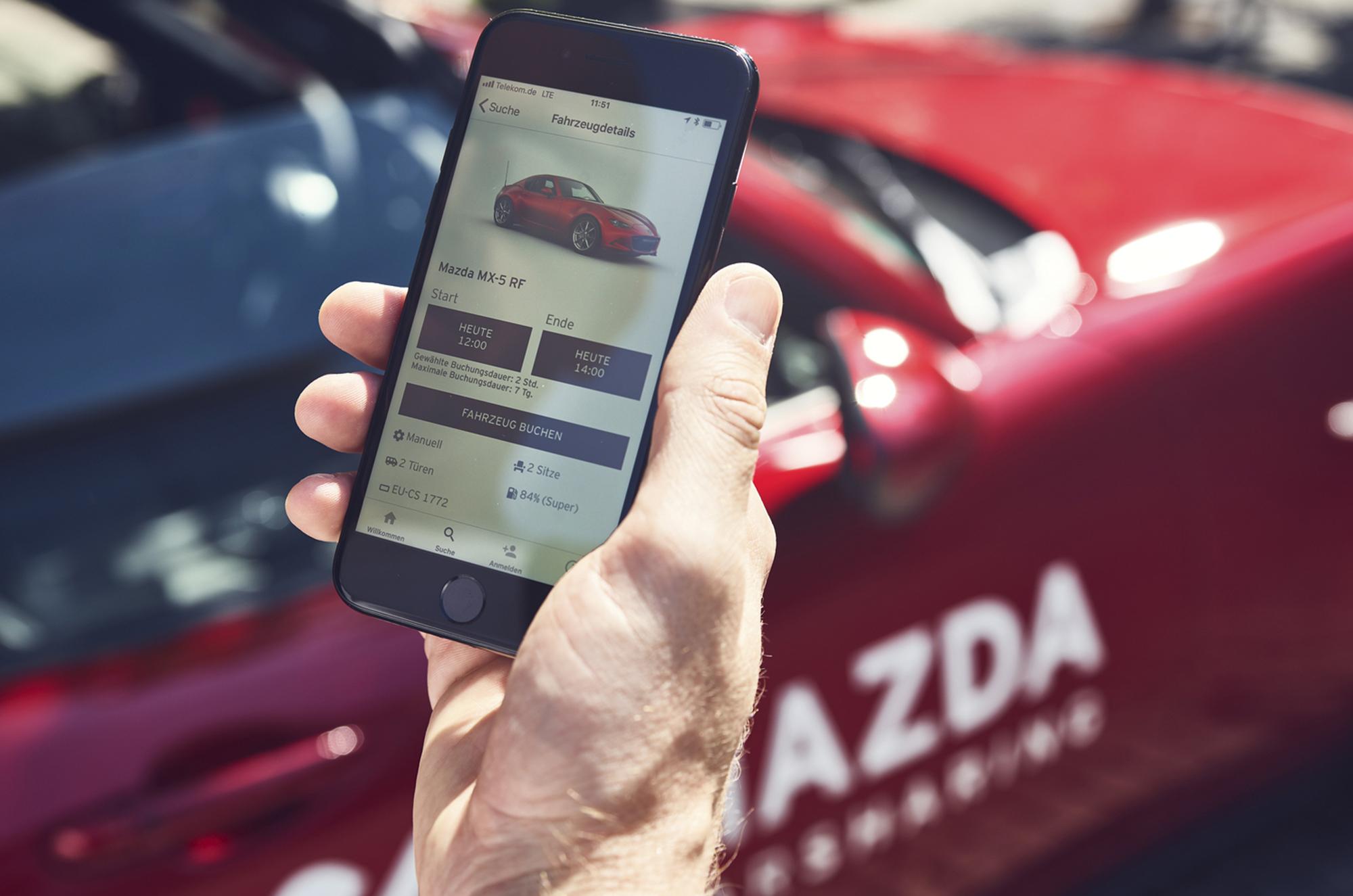 Mazda Carsharing