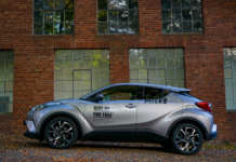Hybrid-Fahrzeug von MILES