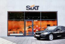 Station von SIXT
