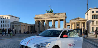 Oply Carsharing Berlin