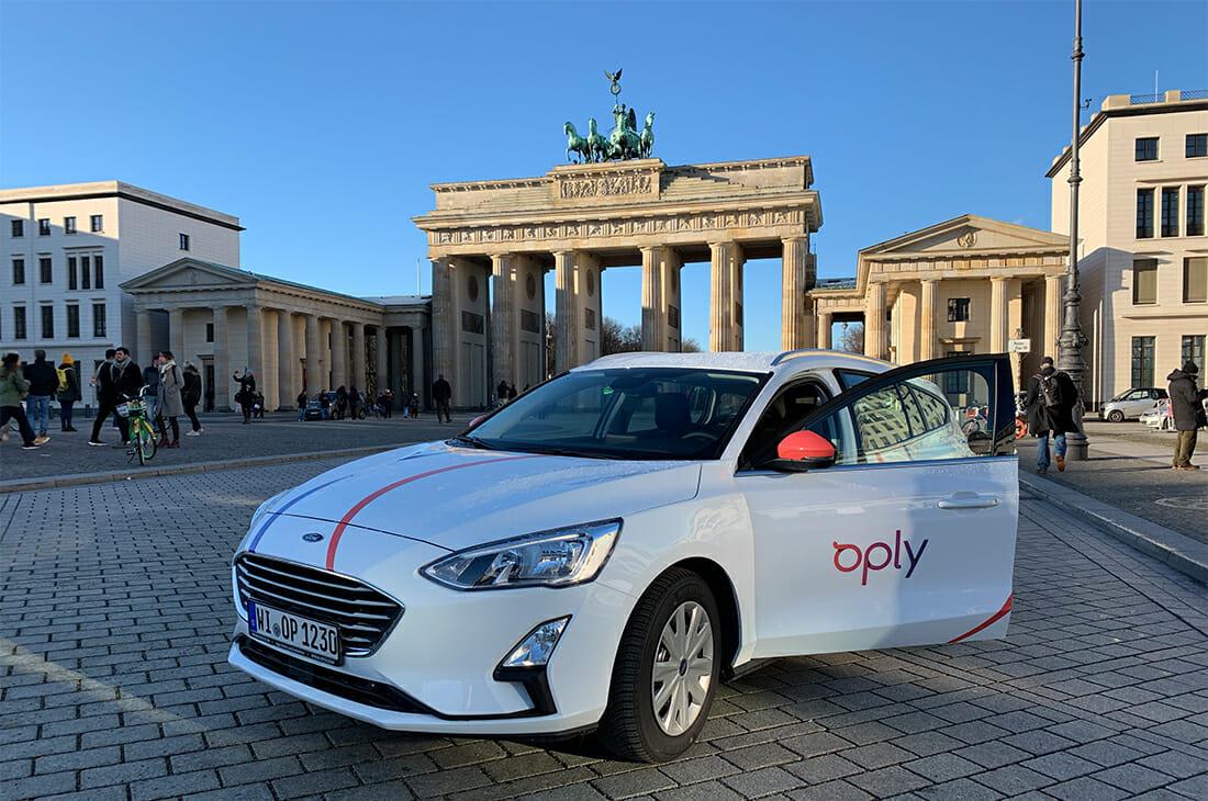 Oply Carsharing Berlin