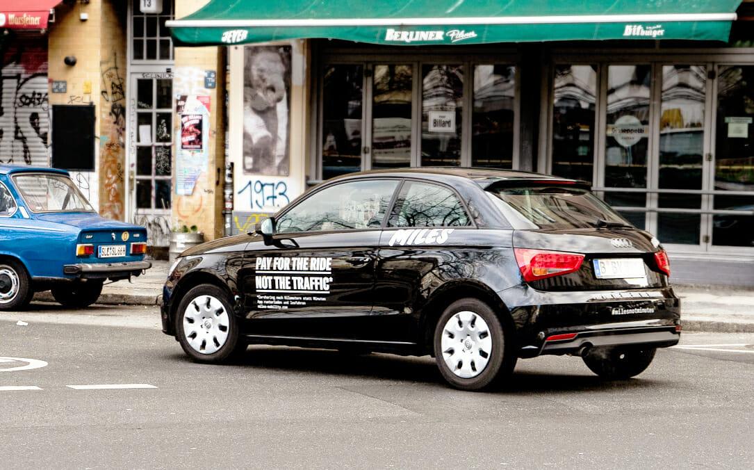 Audi A2 von MILES
