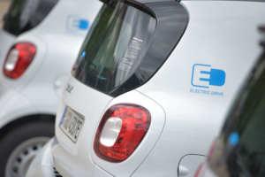 Elektro Smart von SHARE NOW