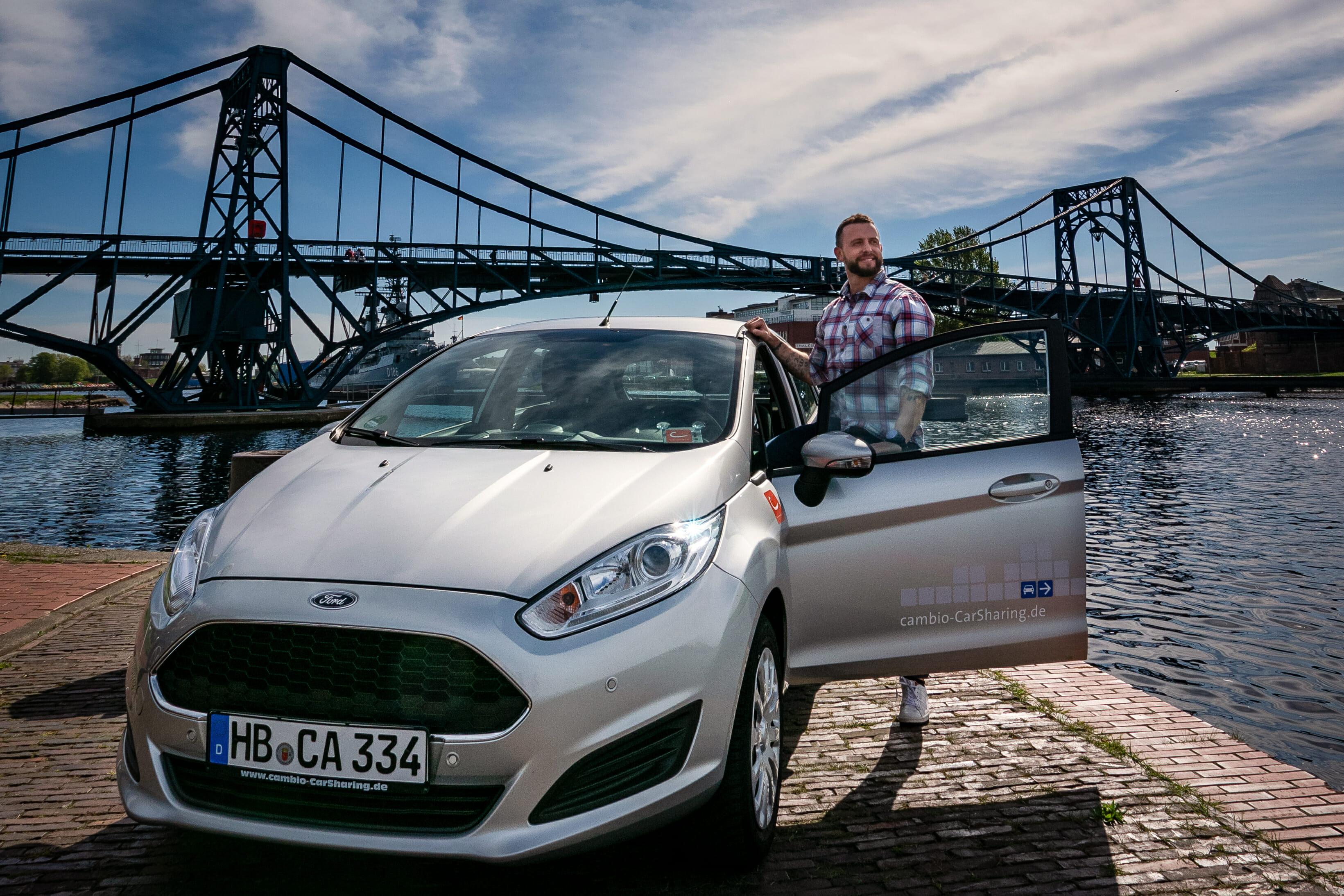 Ford Fiesta von Cambio in Wilhelmshaven