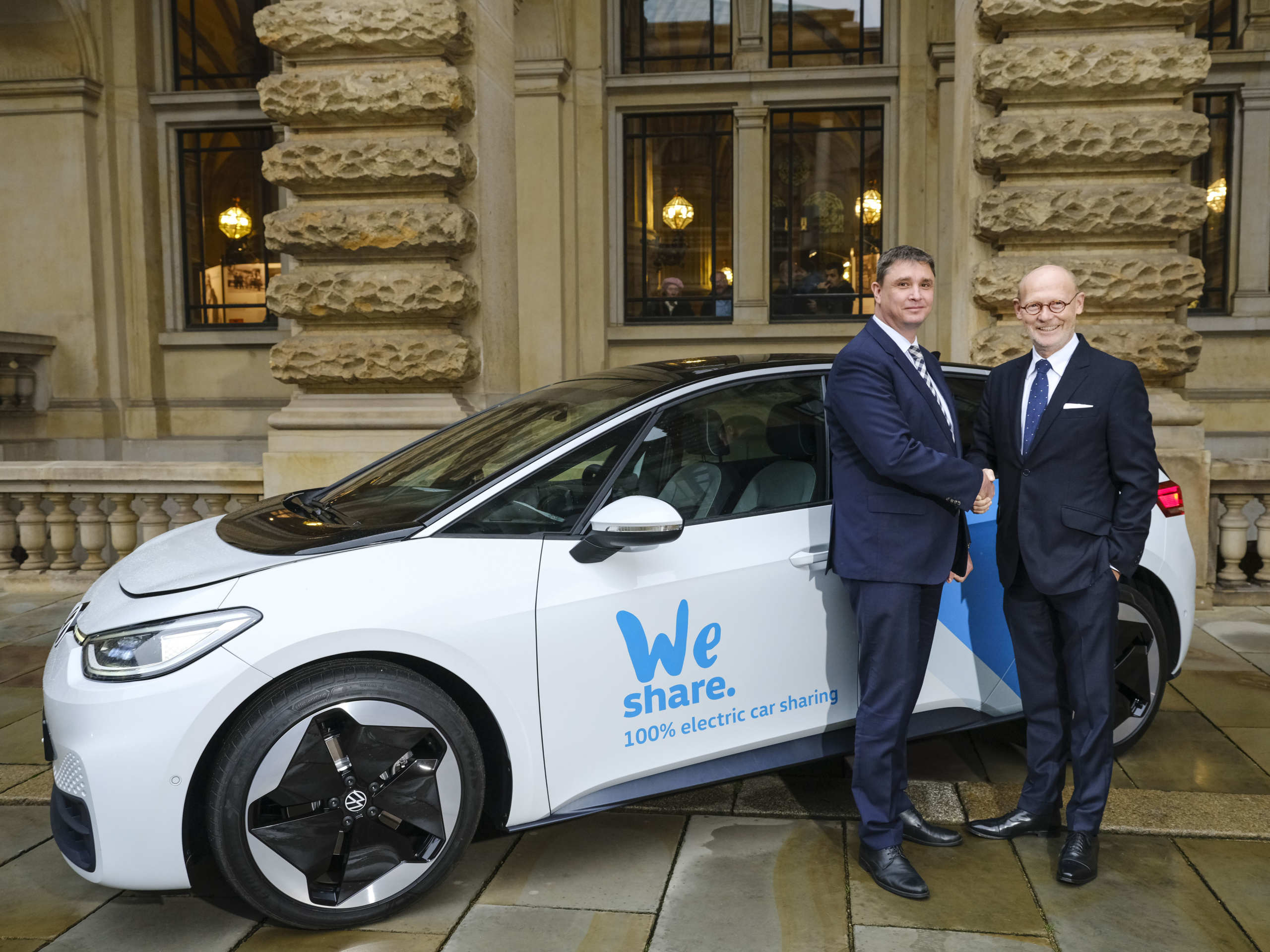 WeShare Volkswagen AG